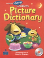 Longman Young Childrens Picture Dictionary with CD-Rom