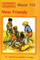 Sunrise Readers Grade 1 Book 10 New Friends