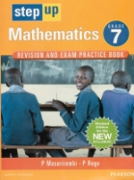 Step Up Mathematics Revision and Exam Practice Book Grade 7