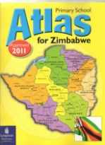 Primary School Altlas For Zimbabwe