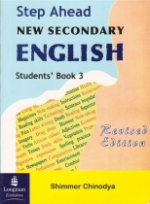 Step Ahead New Secondary English Students Book 3