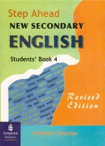 Step Ahead New Secondary English Students Book 4