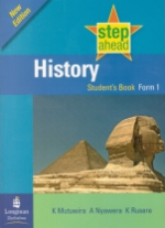 Step Ahead History Book 1