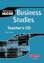 Heinemann IGCSE Business Studies Teachers CD