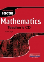 Heinemann IGCSE Mathematics Teachers CD