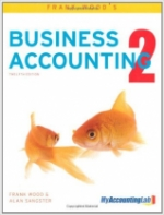 Frank Woods Business Accounting 2 - 12th Edition