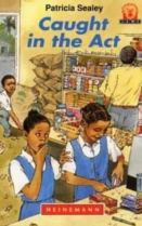 Caught in the ACT (Junior African Writers)