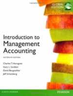 Introduction to Management Accounting Plus My Accounting Lab with Pearson Etext