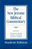New Jerome Biblical Commentary