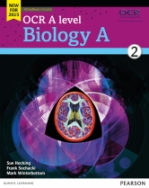 OCR A level Biology A Student Book 2 with ActiveBook