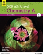 OCR AS A Level Chemistry Student Book 1 with ActiveBook
