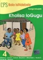 CPS Bala IsiNdebele Book 4 Kholisa loGugu
