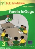 CPS Bala IsiNdebele Book 3 Funda loGugu