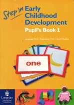 Step in ECD Pupils Book 1 Language And Expressive Arts-Social Science