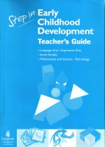Step in ECD Teachers Guide