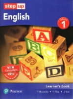 Step Up English Learners Book 1