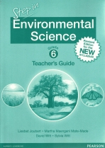Step In Environmental Science (New) Grade 6  Teachers Book