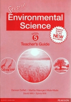 Step In Environmental Science (New) Grade 5  Teachers Book