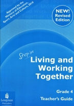 Step In Living and Working Together Grade 4 Teachers Book