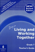 Step In Living and Working Together Grade 7 Teachers Resource Book