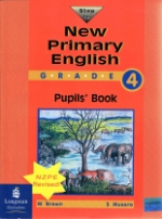 Step In New Primary English Grade 4