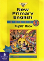 Step In New Primary English Grade 5