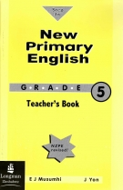 Step In New Primary English Grade 5 Teachers Book