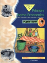 Step In Primary Home Economics Grade 4