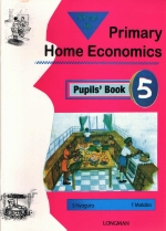 Step In Primary Home Economics Grade 5