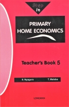 Step In Primary Home Economics Grade 5 Teachers Book