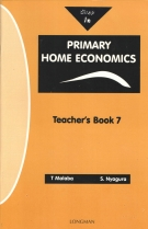 Step In Primary Home Economics Grade 7 Teachers Book