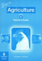 Step In Agriculture Grade 4 Teachers Book