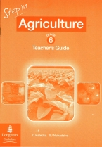 Step In Agriculture Grade 6 Teachers Book