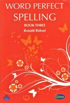 Word Perfect Spelling Book 3