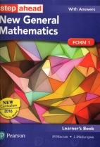 Step Ahead New General Mathematics Book 1 With Answers