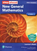 Step Ahead New General Mathematics Book 3 With Answers