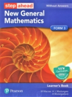 Step Ahead New General Mathematics Book 3 Without Answers