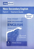 Step Ahead New Secondary English Teachers Book 4