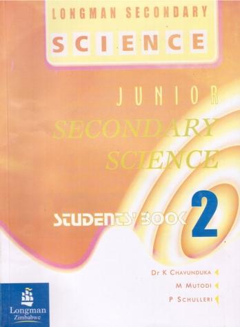 Longman Secondary Science Junior Secondary Science Book 2
