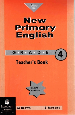 Step In New Primary English Grade 4 Teachers Book